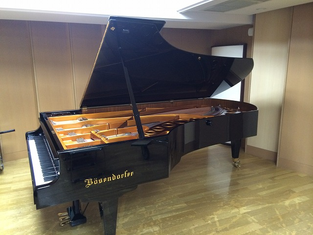 Bosendorfer Model 290 Imperial 全景写真
